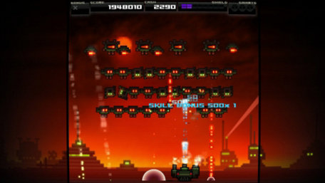 Titan Attacks! | PS Vita Trailer Screenshot