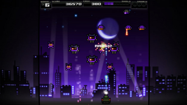 Titan Attacks! Screenshot 1