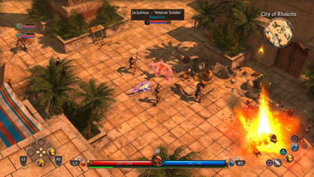Titan Quest Trailer Screenshot