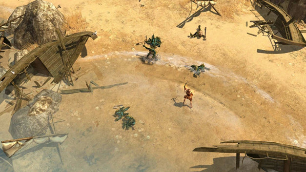 Titan Quest Screenshot 1