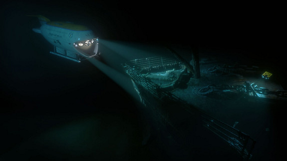 Titanic VR - Screenshot INDEX
