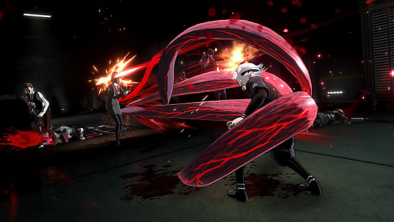 TOKYO GHOUL:re [CALL to EXIST] - Screenshot INDEX
