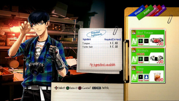 Tokyo Twilight Ghost Hunters Daybreak: Special Gigs Screenshot 7