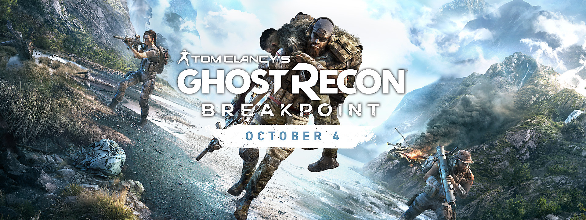 Tom Clancy's Ghost Recon Breakpoint: