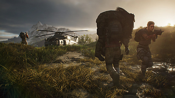 Tom Clancy's Ghost Recon® Breakpoint - Screenshot INDEX