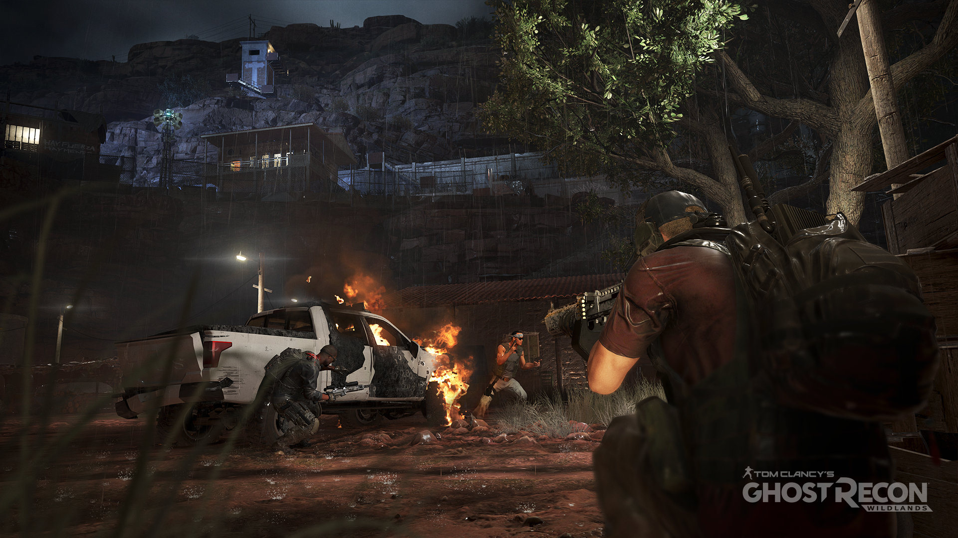 Game movies: ghost recon online gameplay teaser trailer (hd.