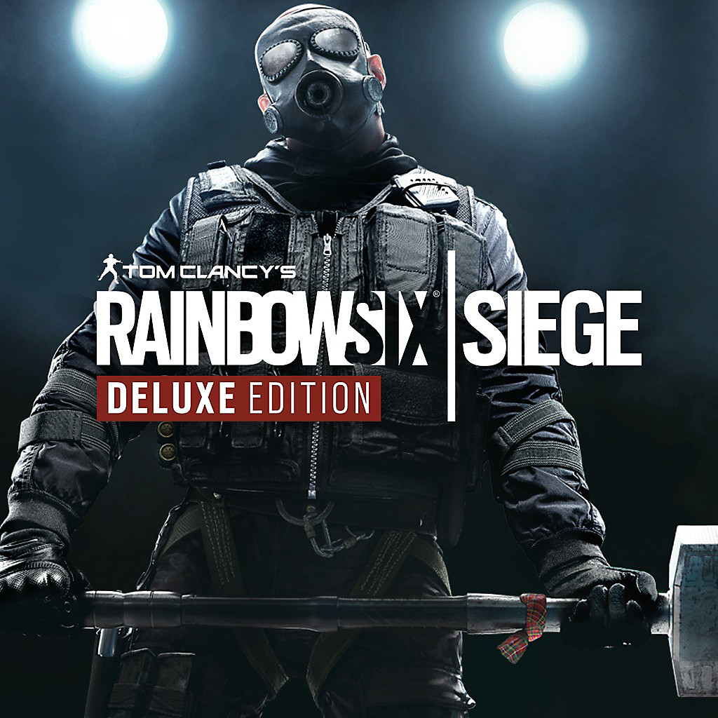 Tom Clancy's Rainbow Six Siege - Deluxe Edition Store Art
