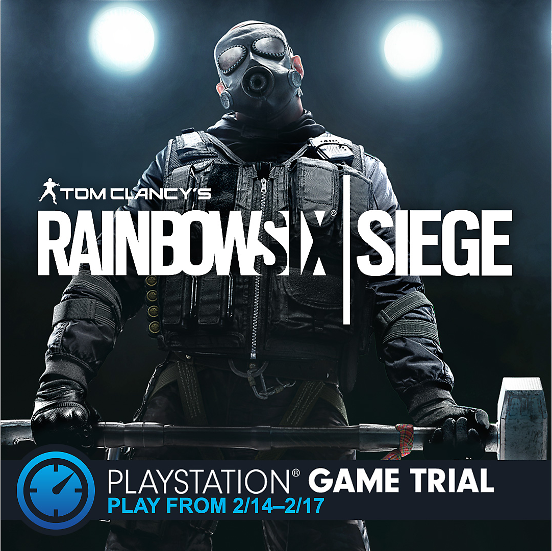 Tom Clancy's Rainbow Six Siege - Free Play Weekend