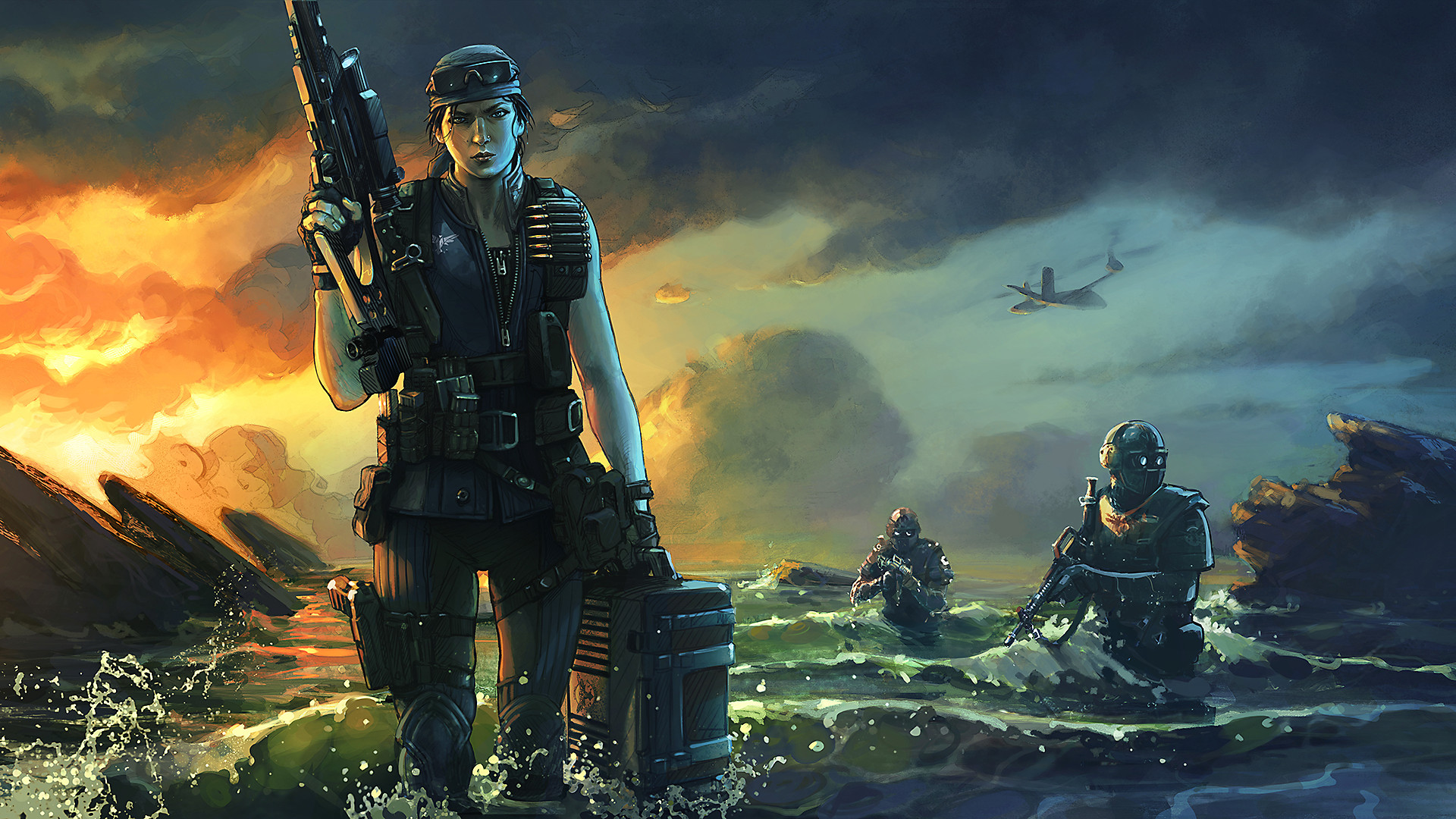 Tom Clancys Rainbow Six Siege Englishchinesekorean Ver