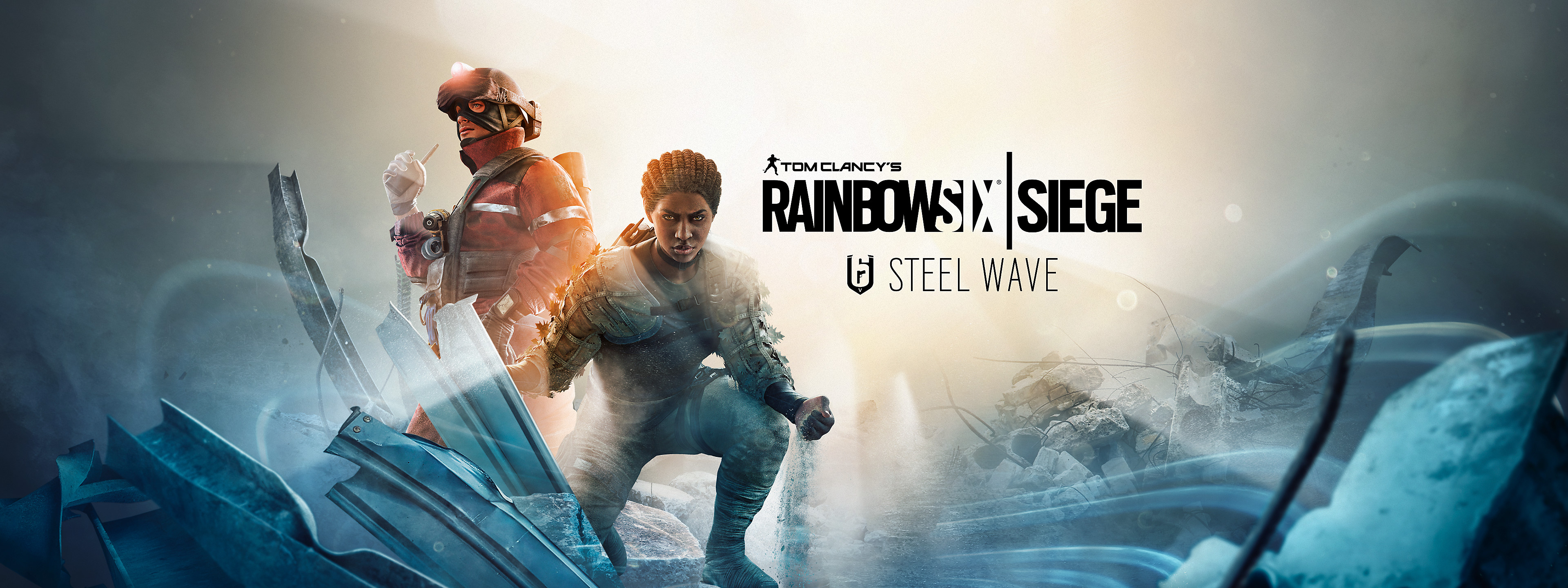 Tom Clancy's Rainbow Six Siege - Operation Steel Wave Now Available