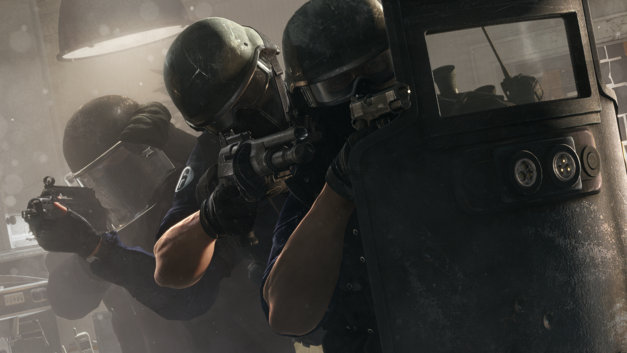 Tom Clancy's Rainbow Six Siege Screenshot 19