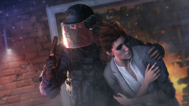 Tom Clancy's Rainbow Six Siege Screenshot 13