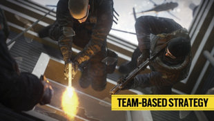 Tom Clancy's Rainbow Six Siege Screenshot 5