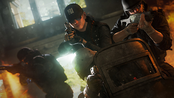 Tom Clancy's Rainbow Six Siege (English/Chinese/Korean Ver.) - Screenshot INDEX