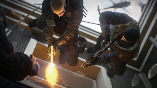 Tom Clancy's Rainbow Six Siege Gold Edition Screenshot 7