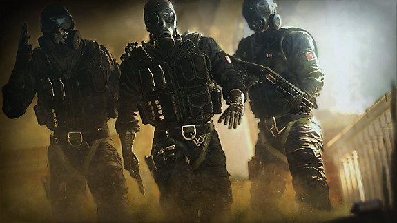 Tom Clancy's Rainbow Six Siege - Screenshot INDEX
