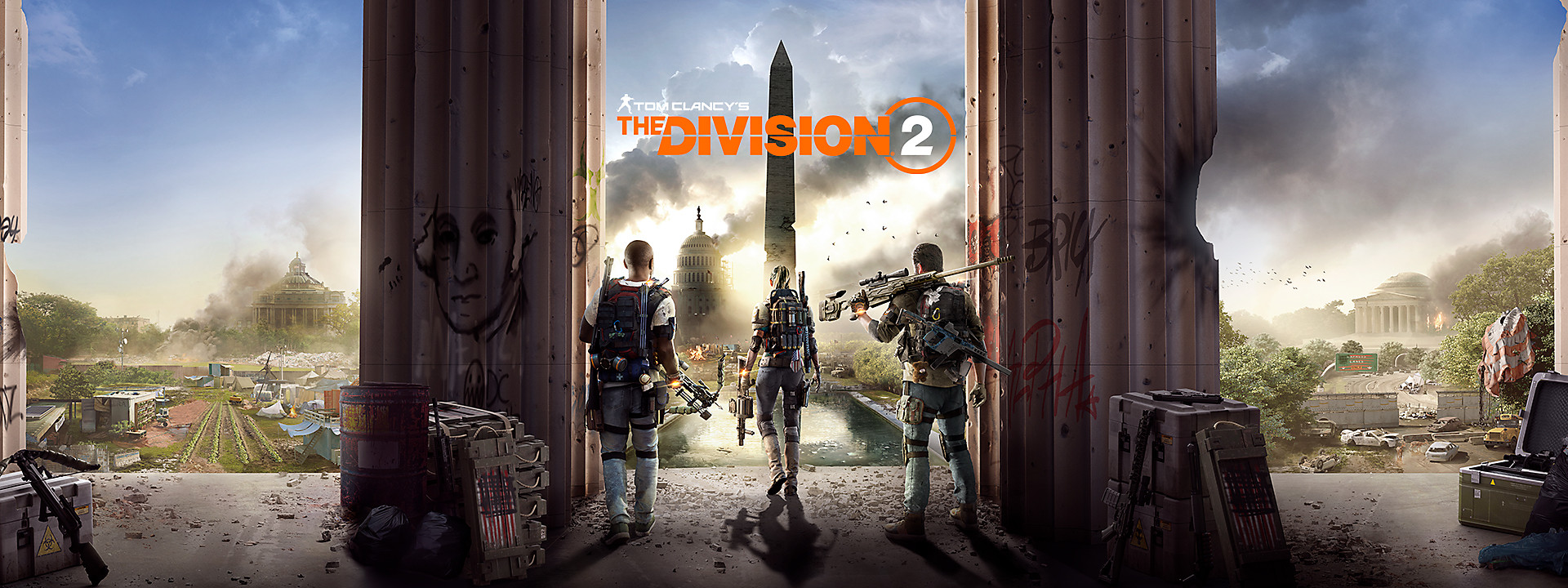 Tom Clancy's The Division 2 - Free Raid Update