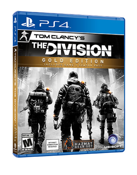 Tom Clancy Games For Ps4 : Tom clancy s the division game ps playstation