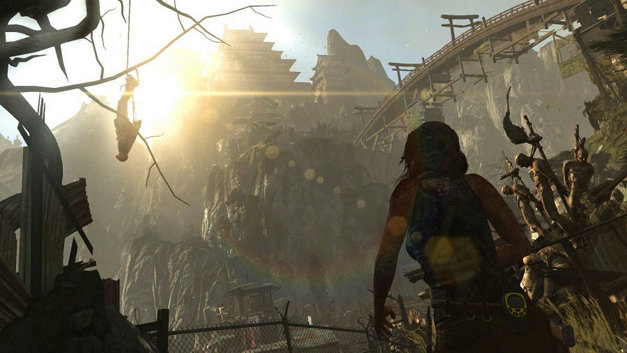 Tomb Raider: Definitive Edition® Screenshot 1