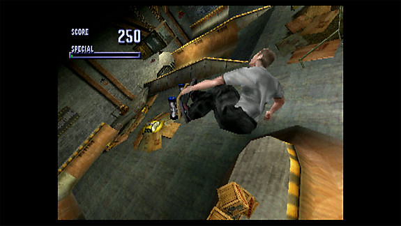 Tony Hawk's™ Pro Skater™ 1 + 2 - Screenshot INDEX
