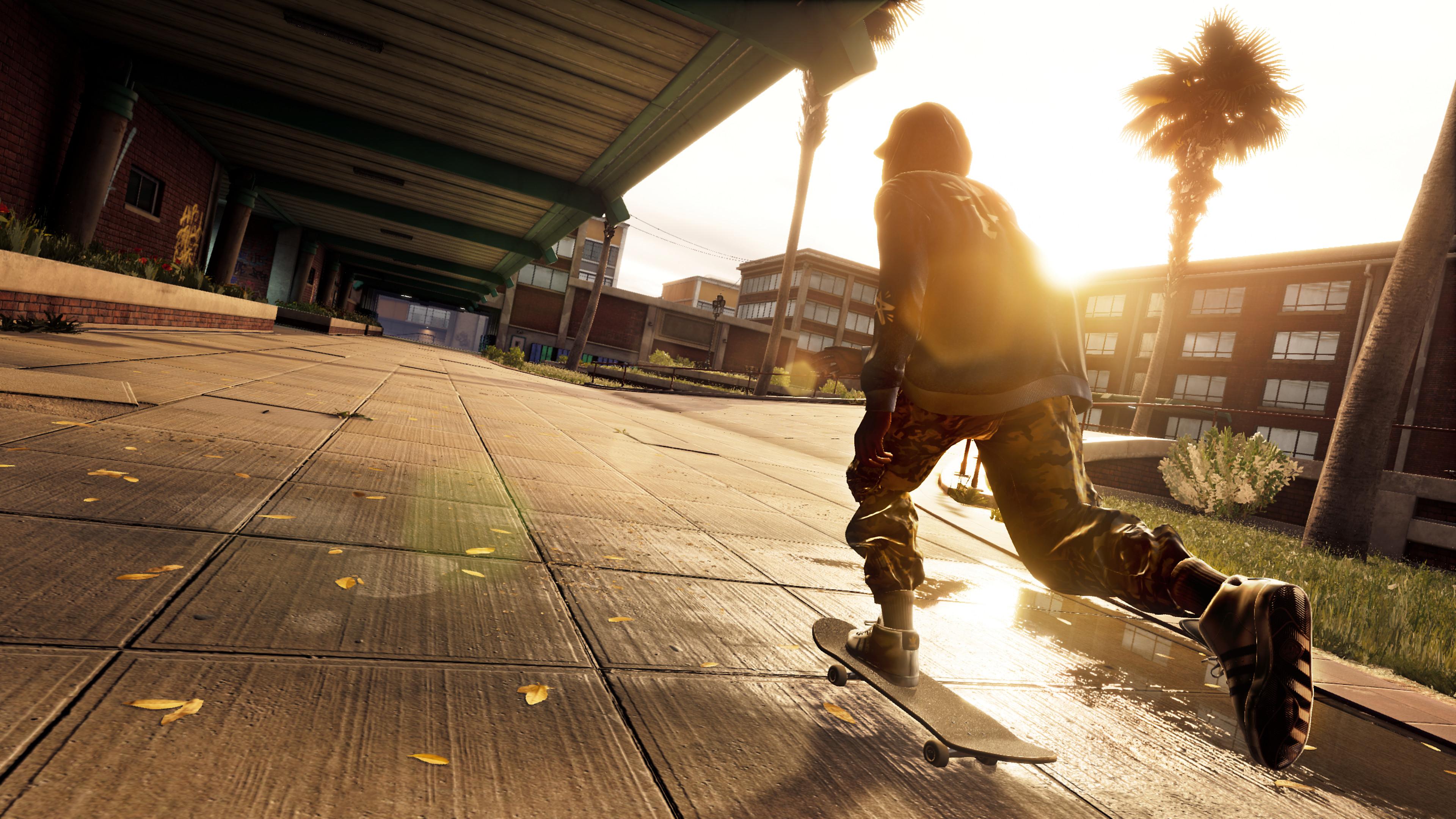Tony Hawk's™ Pro Skater™ 1 + 2 Game | PS4 - PlayStation