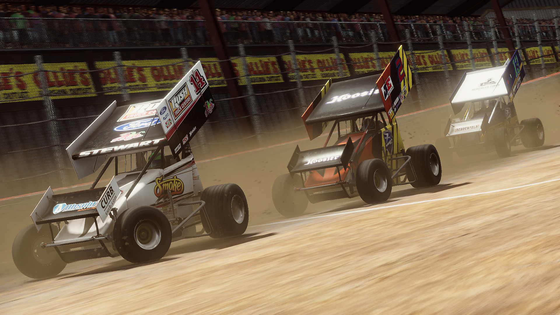 Gameplay de Tony Stewart's Sprint Car Racing