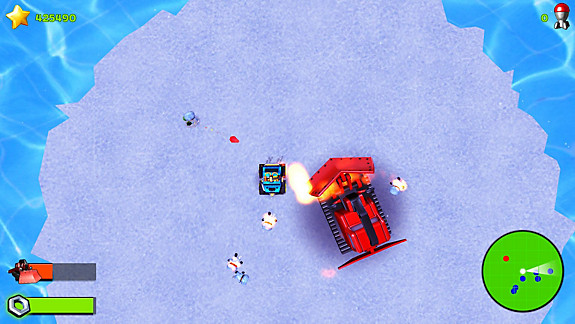 Toon War screenshot