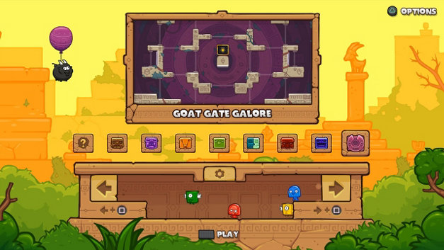 Toto Temple Deluxe Screenshot 1
