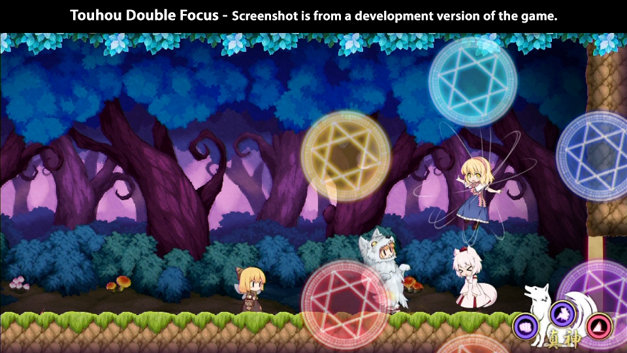 Touhou Double Focus Screenshot 1