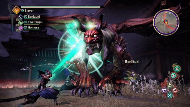 Toukiden 2 Screenshot 10
