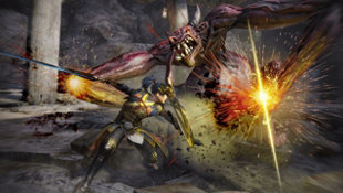 Toukiden 2 Screenshot 2