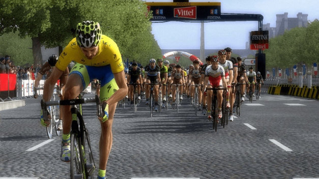 Tour de France 2015 Screenshot 1