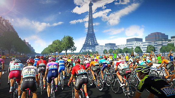 Tour de France 2019 - Screenshot INDEX