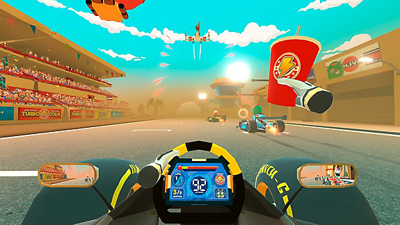 Touring Karts - Screenshot INDEX