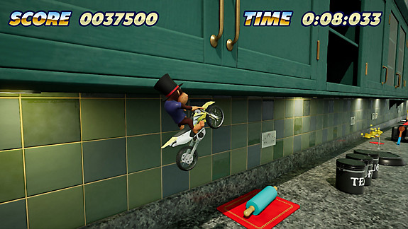Toy Stunt Bike: Tiptop's Trials - Screenshot INDEX