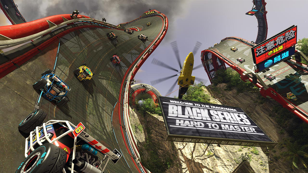 Trackmania® Turbo Game   PS4 - PlayStation