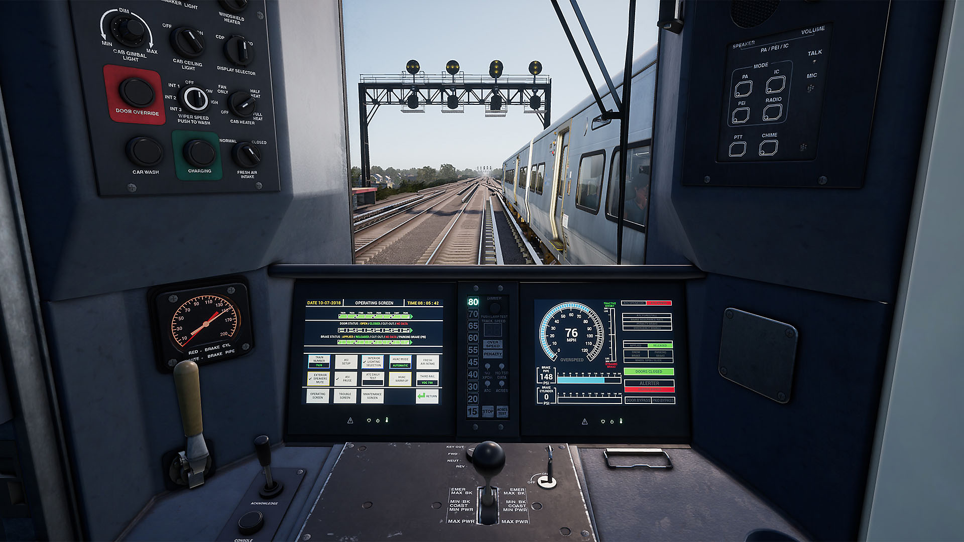 Gameplay de Train Sim World 2020
