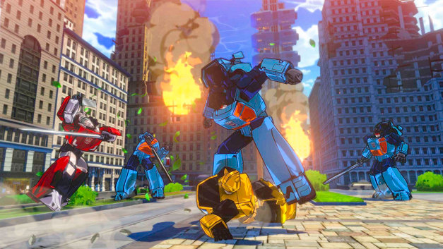 TRANSFORMERS™: Devastation Screenshot 1