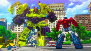 TRANSFORMERS™: Devastation Screenshot 2
