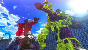 TRANSFORMERS™: Devastation Screenshot 3