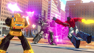 TRANSFORMERS™: Devastation Screenshot 9