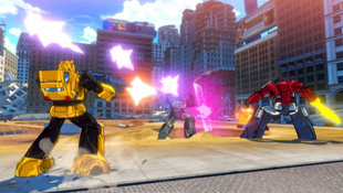 TRANSFORMERS™: Devastation Screenshot 5
