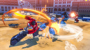 TRANSFORMERS™: Devastation Screenshot 6
