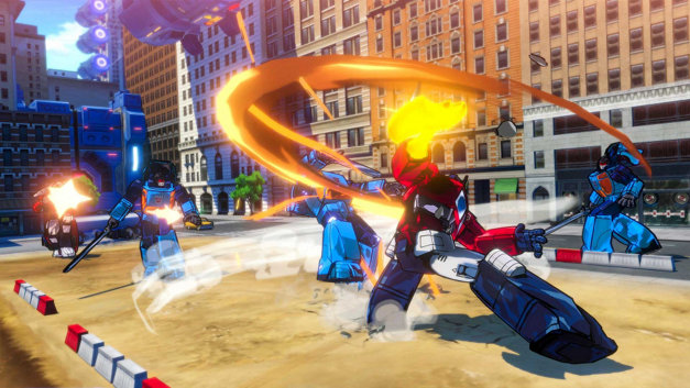 TRANSFORMERS™: Devastation Screenshot 10