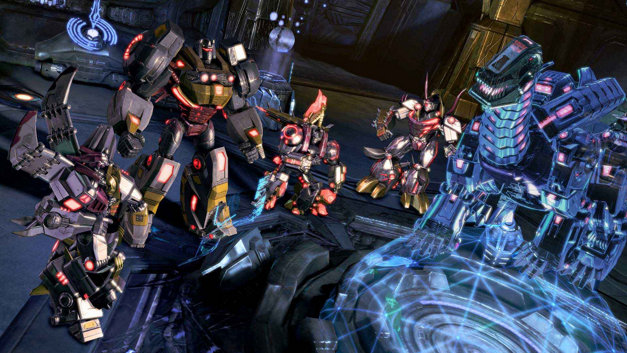 TRANSFORMERS: Fall of Cybertron Screenshot 7