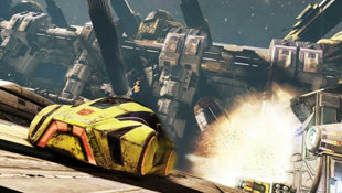 TRANSFORMERS: Fall of Cybertron Screenshot 5