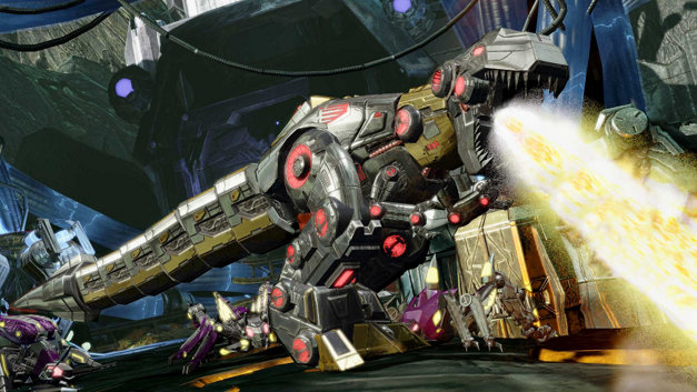 TRANSFORMERS: Fall of Cybertron Screenshot 10