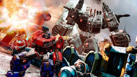 Transformers™: Fall of Cybertron™ Trailer Screenshot