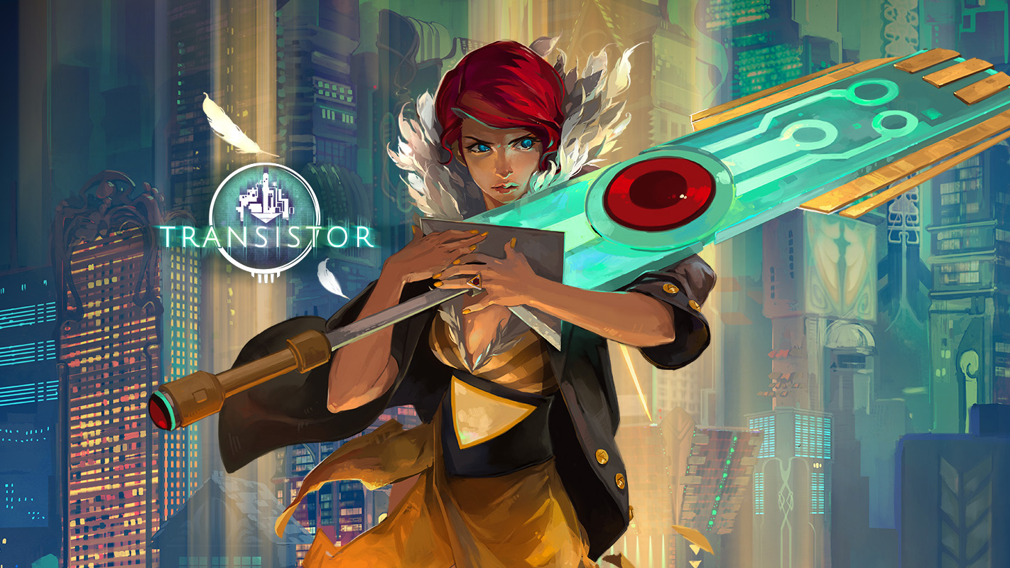 Image result for transistor ps4