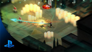 Transistor Screenshot 2